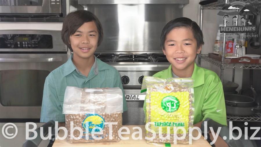 Bubble Tea Supply Tapioca vs Possmei Boba Tapioca Challenge-1