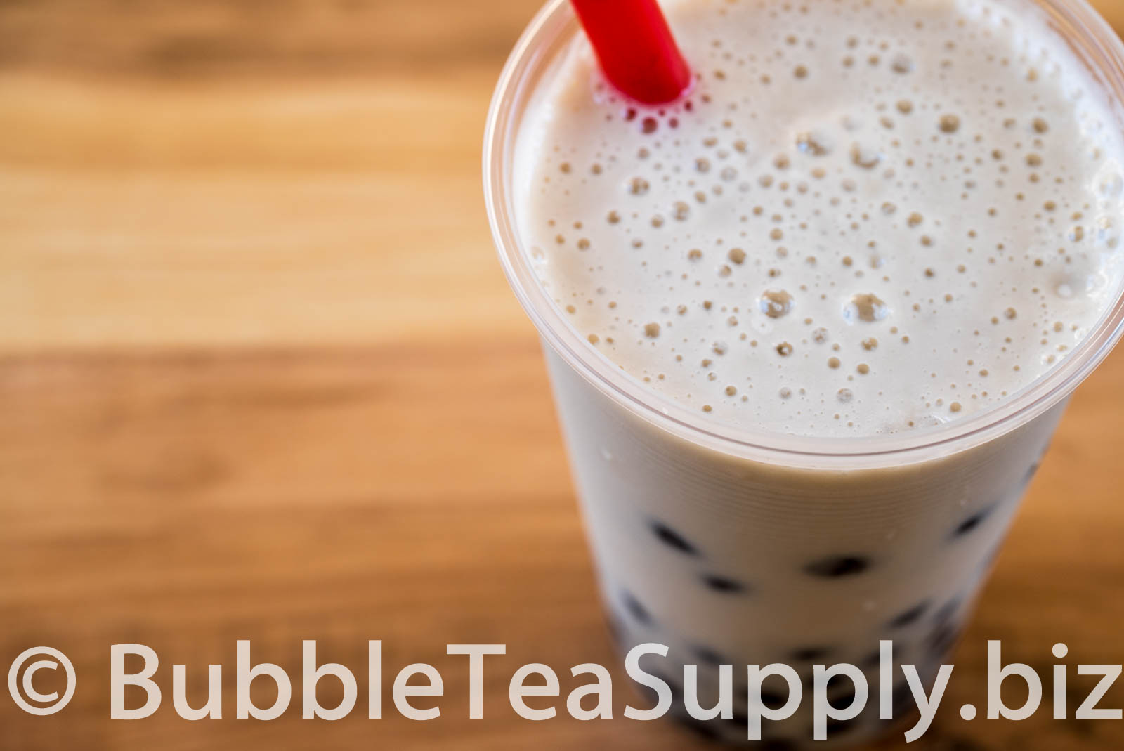 How to Make an Organic Hawaiian Taro Boba Bubble Tea Smoothie Drink by Bubble Tea Supply