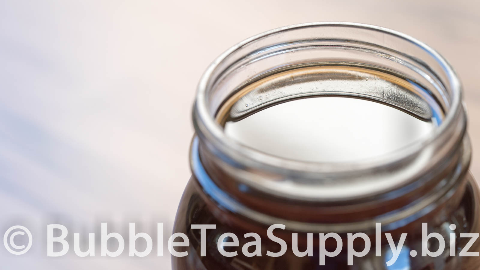 How To Make Sugar Syrup for Bubble Tea and Boba Recipe