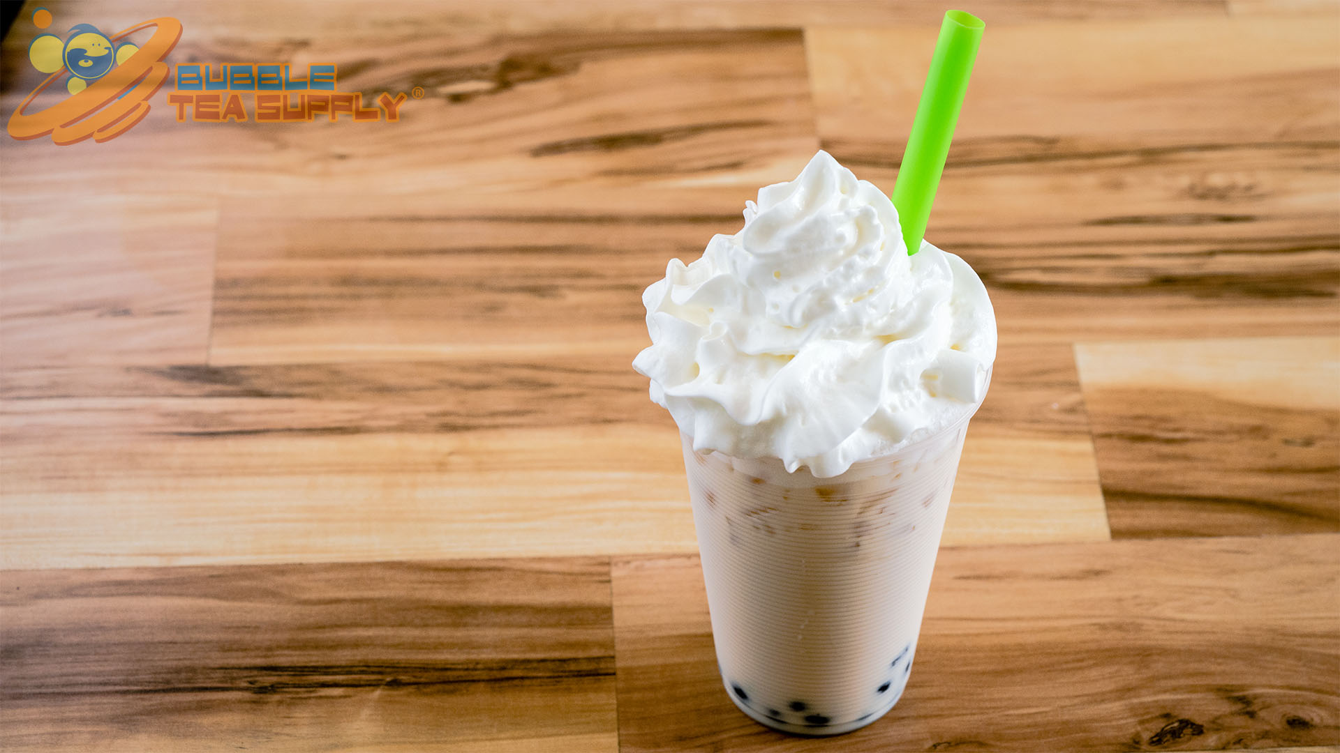 How to Make Wintermelon Latte Bubble Tea with Boba Tapioca Pearls